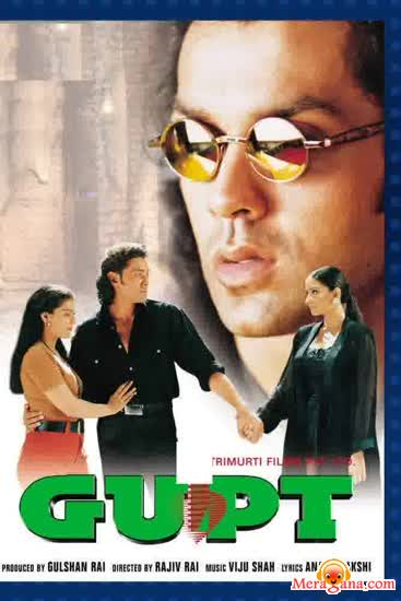 Poster of Gupt (1997) - (Hindi Film)